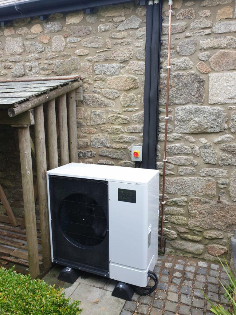 Air Source Heat Pumps Cornwall