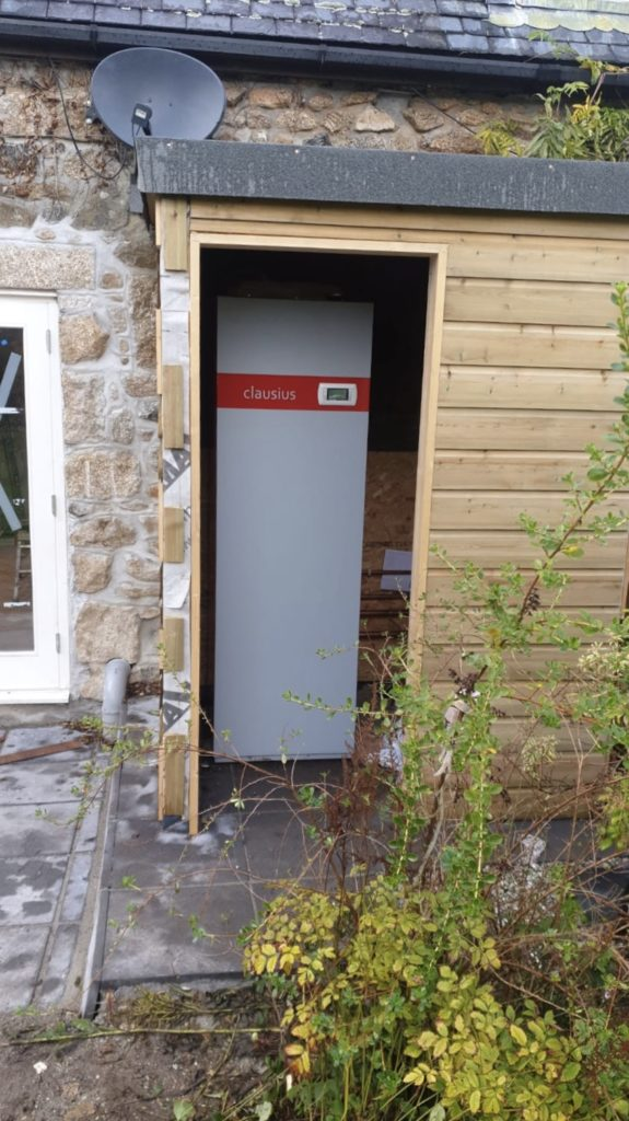 Ground Source Heat Pump Installation Cornwall