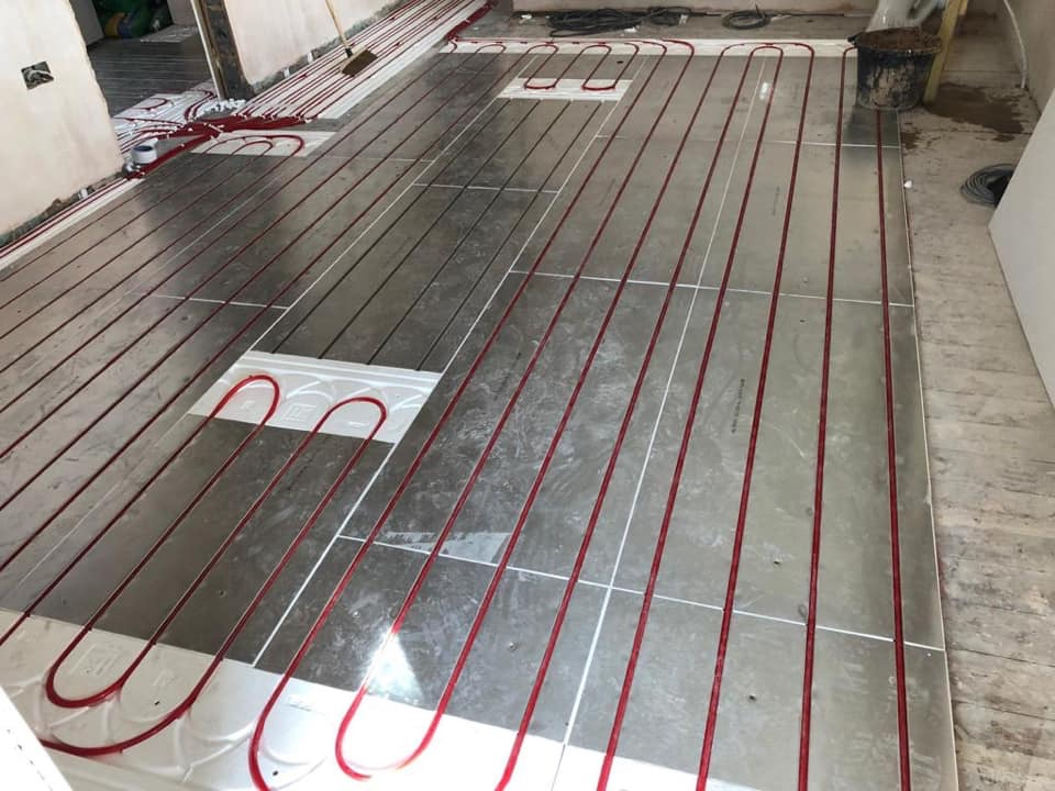 Underfloor Heating Cornwall