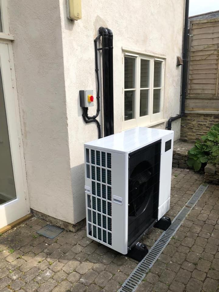 Air Source Heat Pump Installation Cornwall