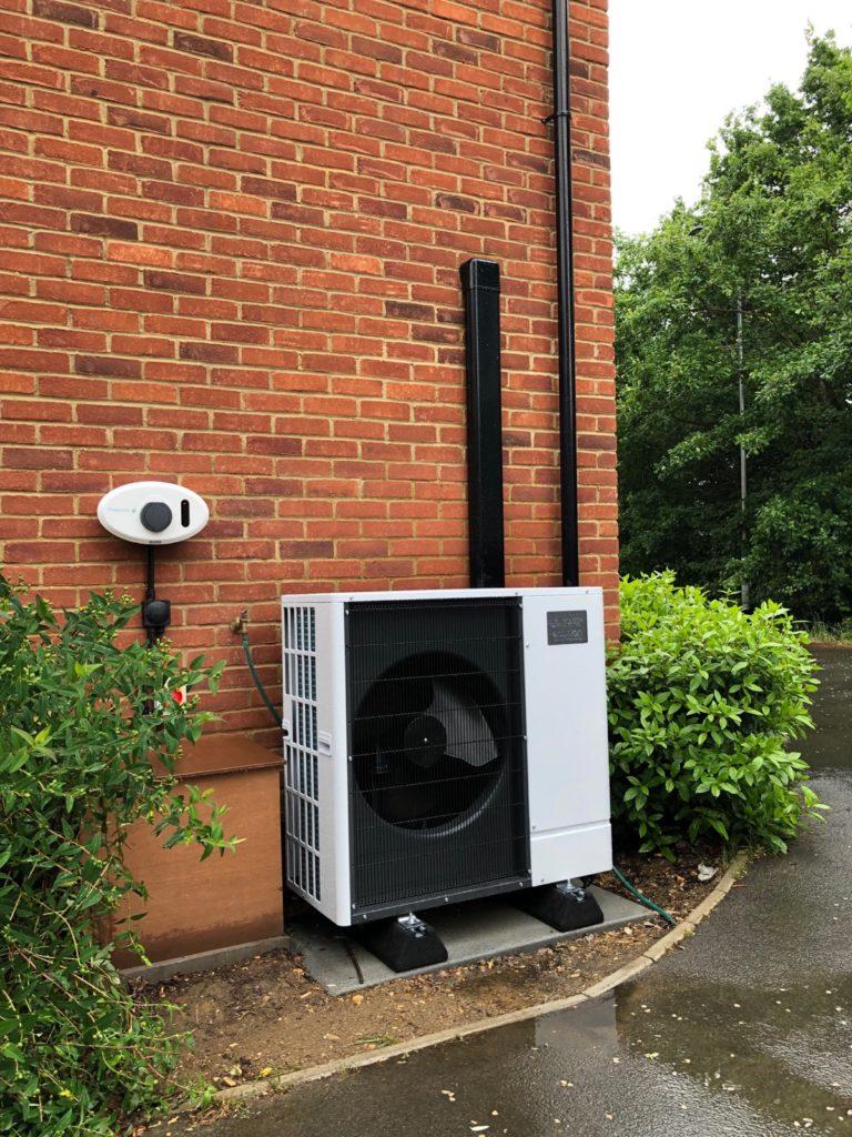 Air Source Heat Pump Survey Cornwall