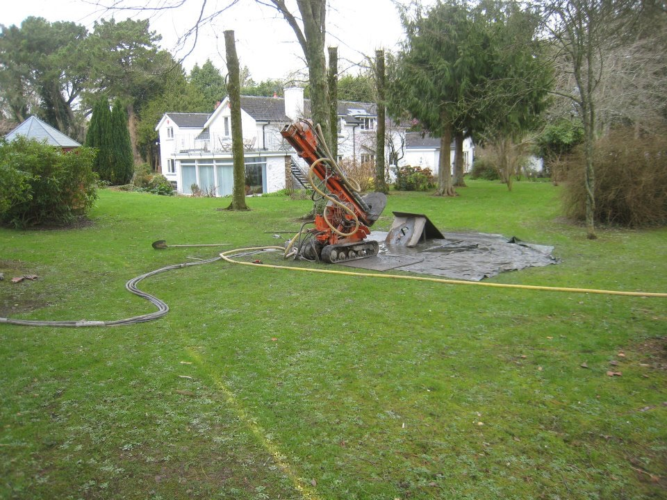 Ground Source Heat Pumps Cornwall