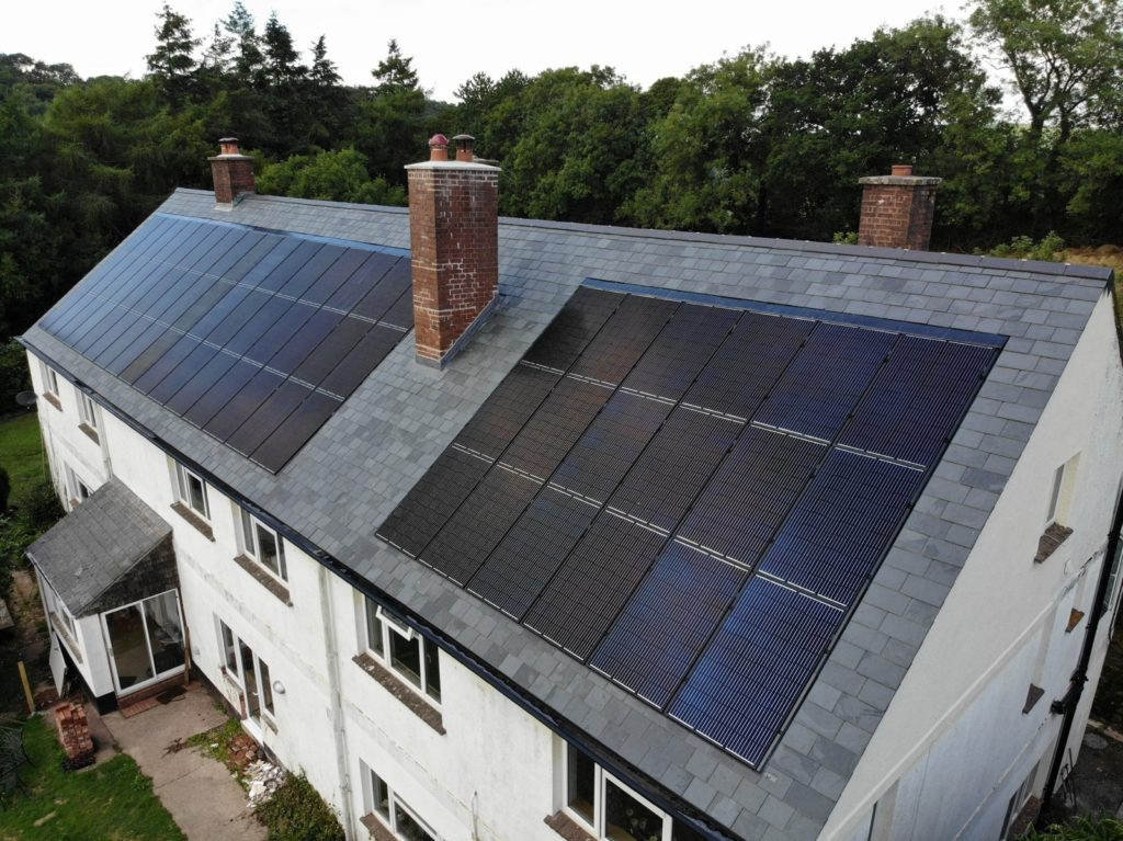 Solar Panels Survey Cornwall